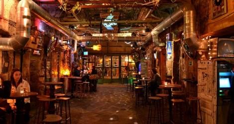 Budapest: Szimpla Kert Ruin Bar
