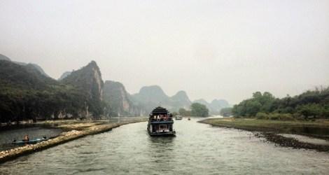 Guilin: Cruise the Li River