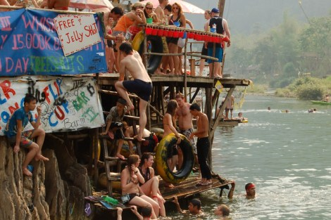 The Death and Rebirth of Tubing in Laos
