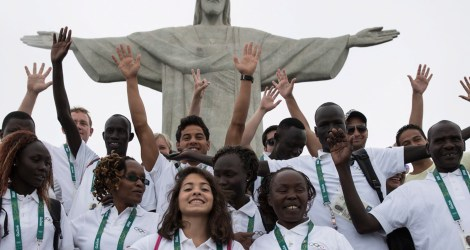 What We Can Learn from the Refugee Olympic Team