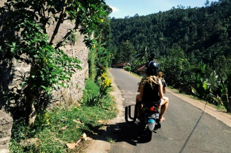 I Fractured My Collarbone - and My Ego - in Bali