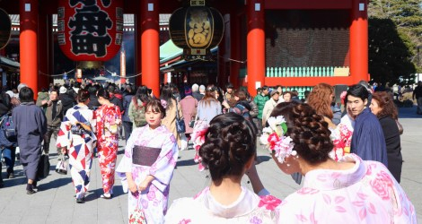 Tokyo: Visit Senso-ji, the City's Oldest Temple