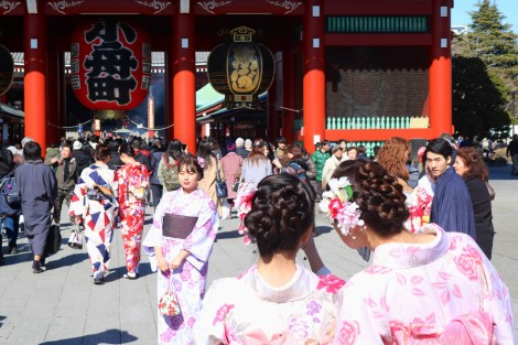 Tokyo: Visit Senso-ji, the City's Oldest Temple
