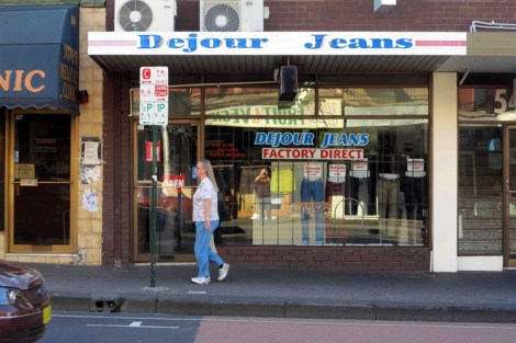 Melbourne: Get a Pair of Jeans Made at Dejour