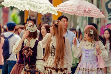 An Ode to Lolita Fashion: It's Not What You Think