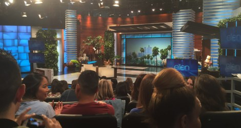 What I Learned in the Studio Audience of the Ellen DeGeneres Show