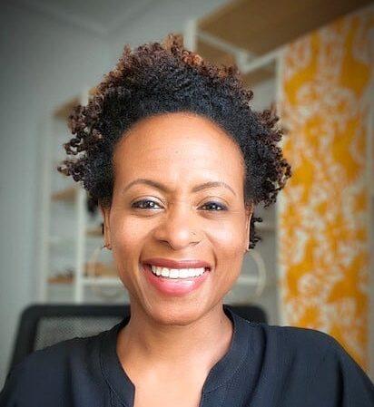 Headshot of Brandee M. Butler, the Fund's new Deputy CEO