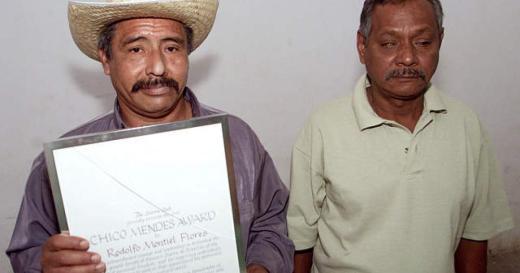 Rodolfo Montiel and Teodoro Cabera