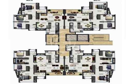 22. Master Plan. Costa del Este Pijao T100