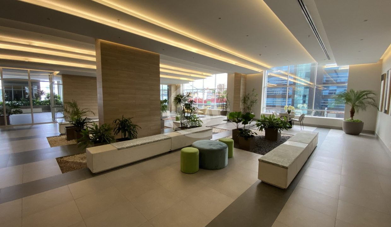 2. Lobby Vivendi green