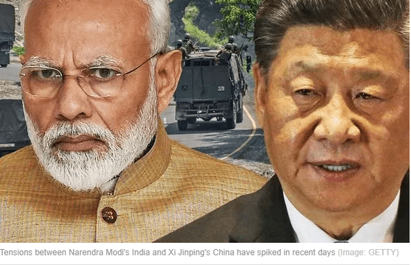 Indian china war: tensions have spiked in recent days