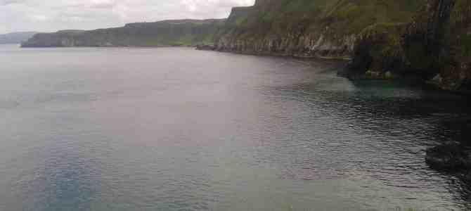 One short week on the Emerald Isle