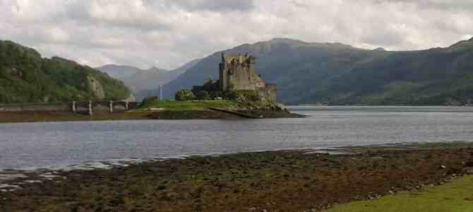Ghosts, fairies, and a wizard: Visit Scotland
