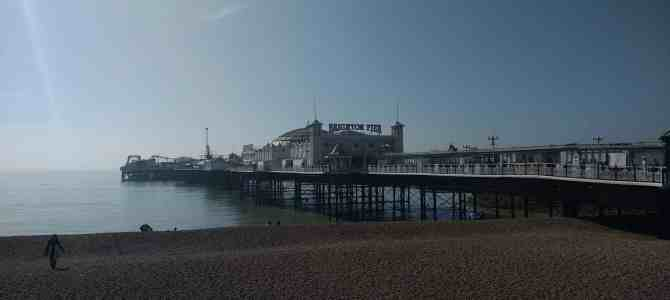How to spend a week in Brighton
