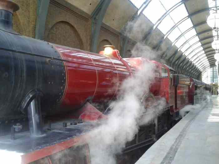 Harry Potter World Hogwarts Express