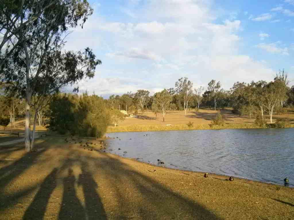 living in rural australia