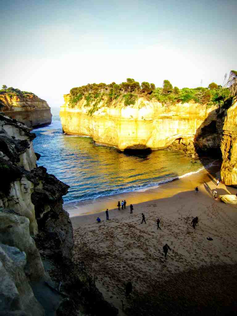 Natural wonders of Australia - Great Ocean Road