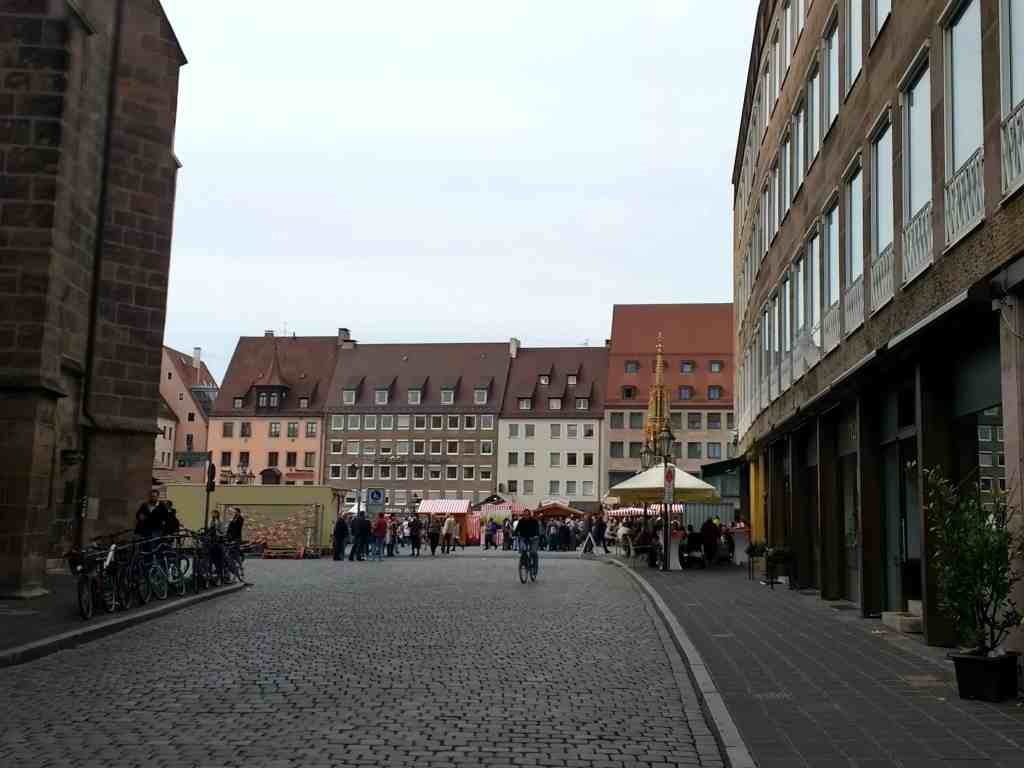 2017 travel highlights - Nuremberg