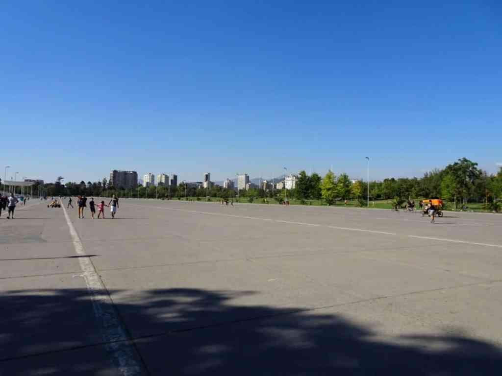 Parque O'higgins - Santiago de Chile