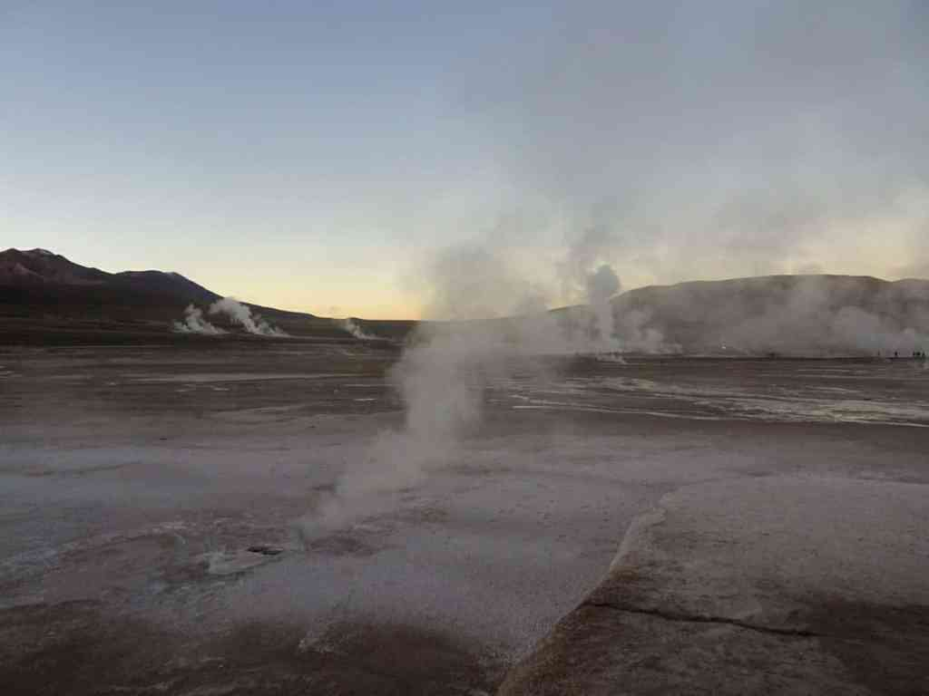 El Tatio Geysers - Atacama