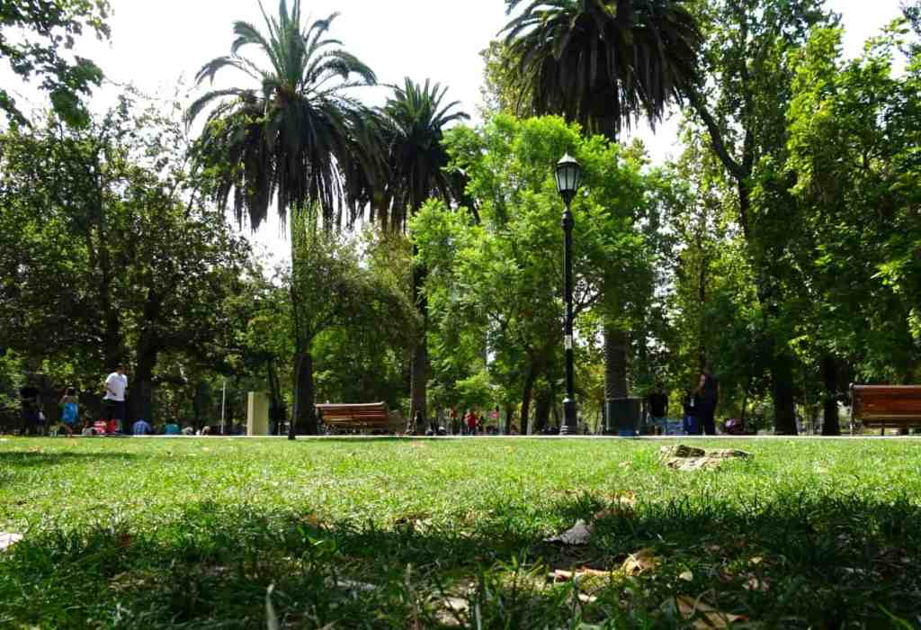Santiago de Chile for Introverts - Parque Forestal