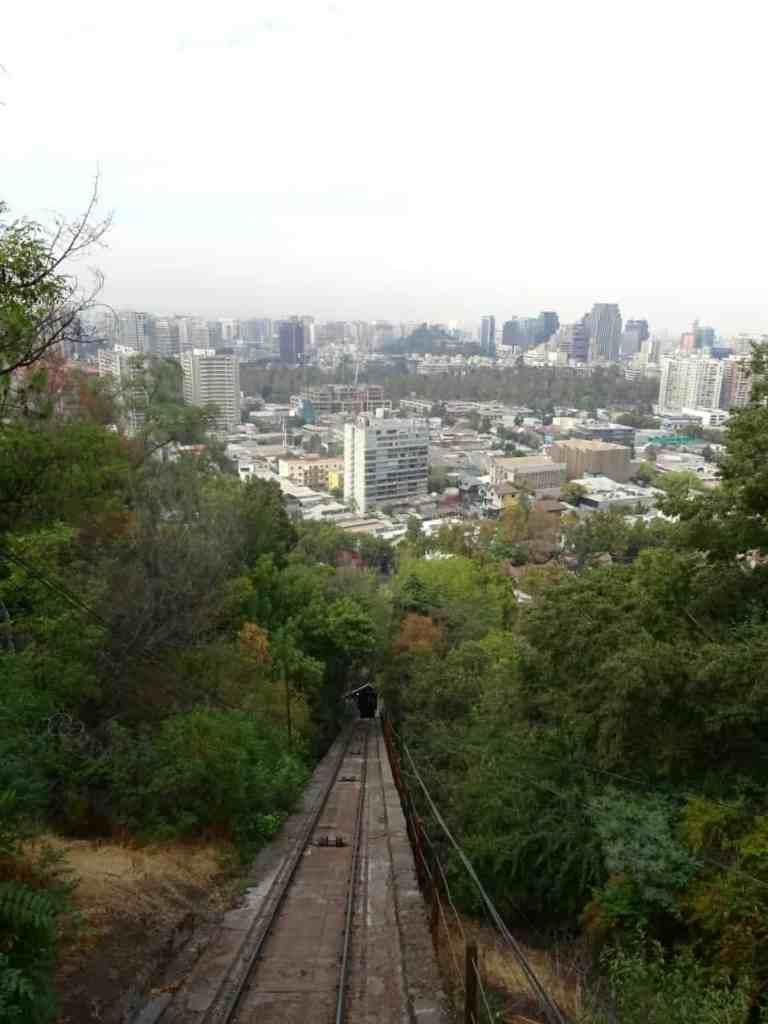 Santiago de Chile for Introverts - Cerro San Cristobal