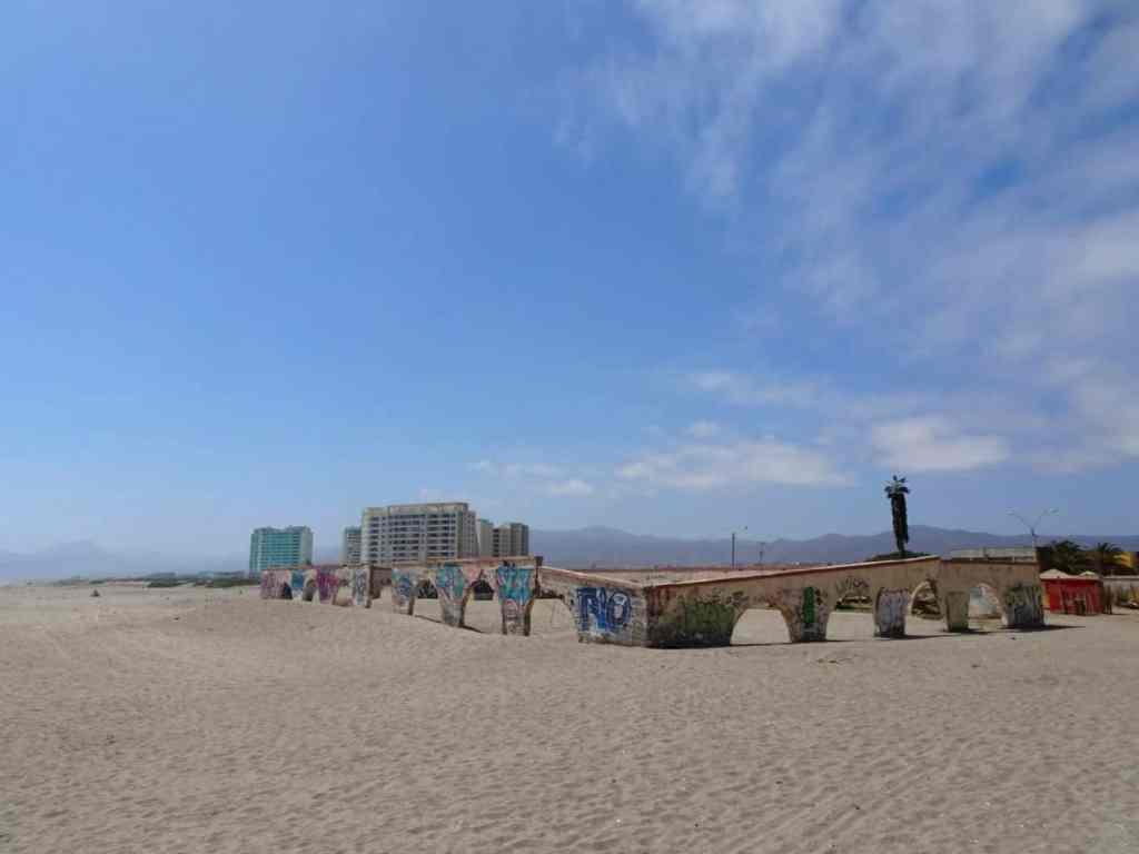 La Serena Beach Chile