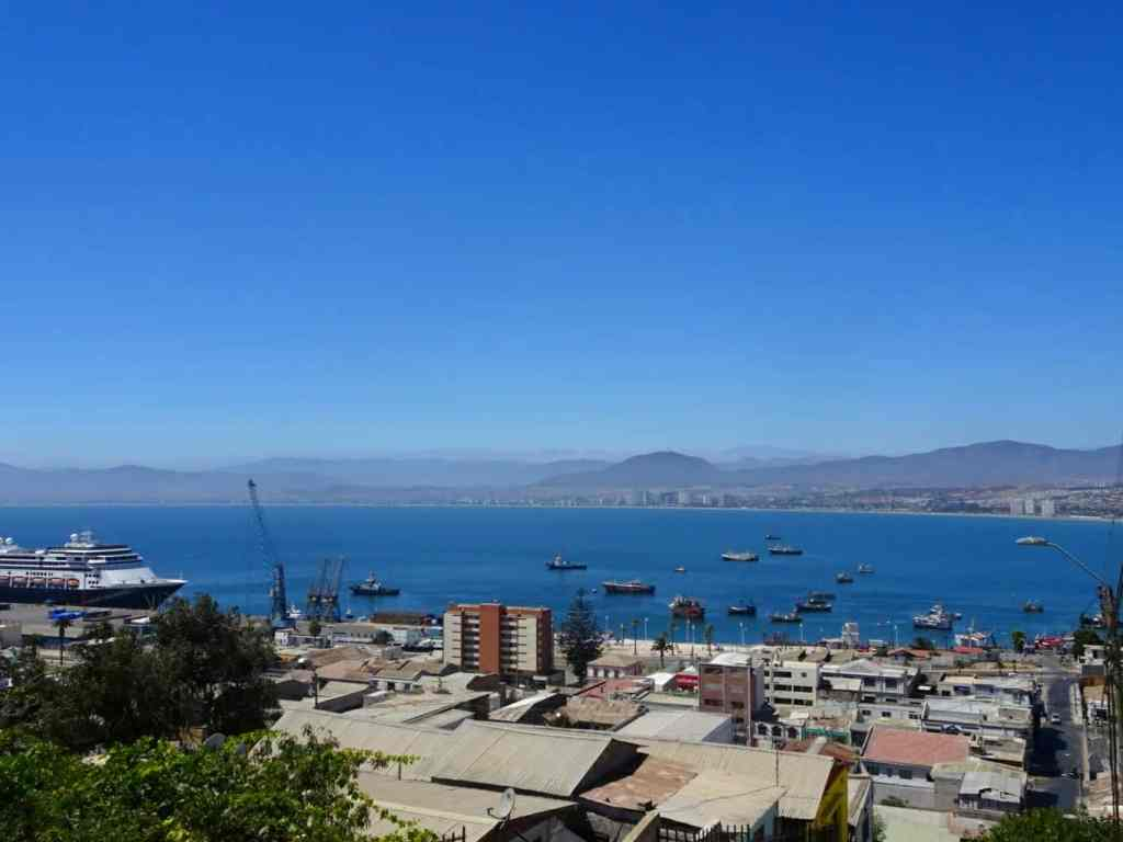 Coquimbo Harbour Chile