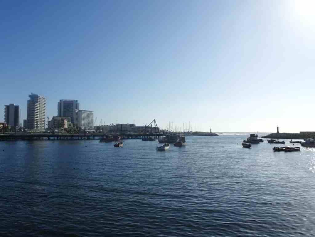 Antofagasta harbour