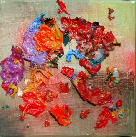 Artist: Liebeth Oudshoorn Title: Dawn id Breaking