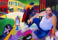 Artist: Peter Filzmaier Title: On the Street