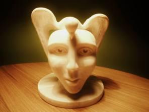 Artist: Panteleimon Souranis Title: Logothetis Sculpture 2