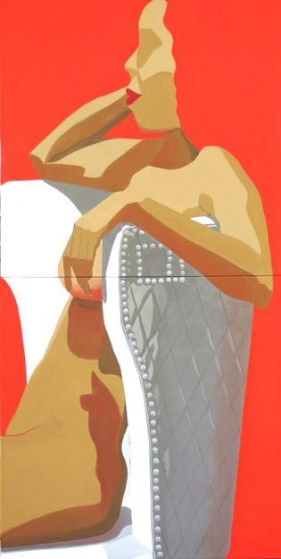Artist: Susie Mckay Krieser Title: Locked In