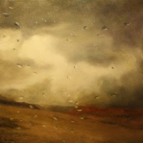 As a Collection painted as series of four painting 3/4