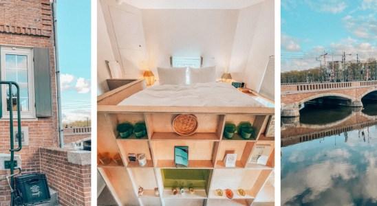 sweets hotel brugwachtershuisje amsterdam