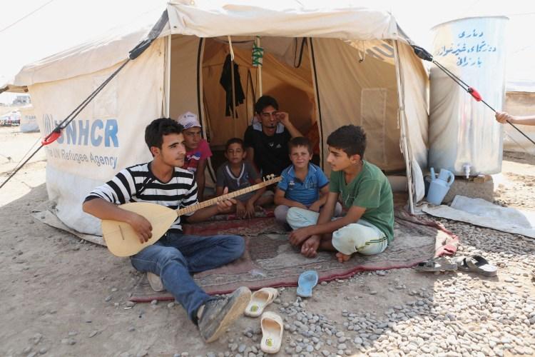 Mideast Iraq Syria Crisis