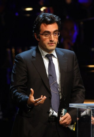 Canadian-Iranian journalist Maziar Bahari spent 118 days in Tehran's Evin Prison. (Malte Christians, AP)