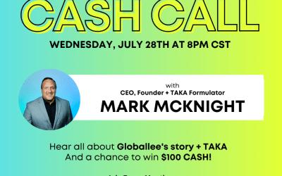 CASH CALL w/ Mark McKnight 07.28.21