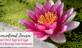 Unconventional Tourism Suggestion: Get a massage at a Women's Prison in Chiang Mai, Thailand and support an important vocational training program.