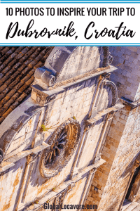 Photo Essay: A city of inspiration Dubrovnik, Croatia is a photographer's dream with white stones, blue sky and orange terracotta tiles.