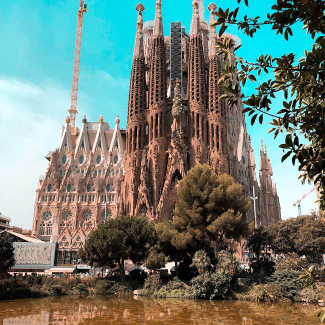 Barcelona historical encounter