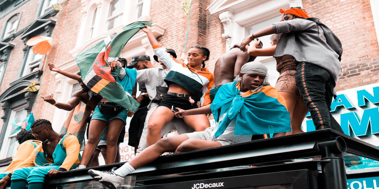 August Notting Hill Carnival 2