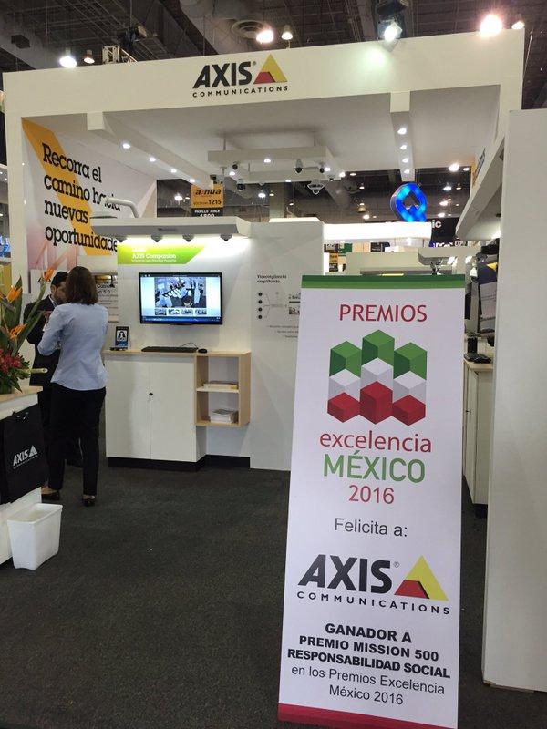 Axis Ganador RS2016ñ
