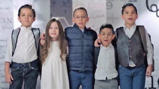 Resultado de imagen para spot niños candidatos