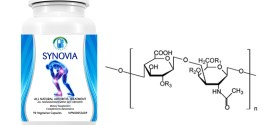 Synovia, Chondroitin Sulfate, and the Two in Combination for Painful Knee Osteoarthritis
