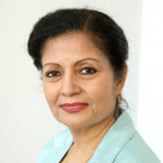 Lakshmi Puri, Acting Executive Director and nominee for the post