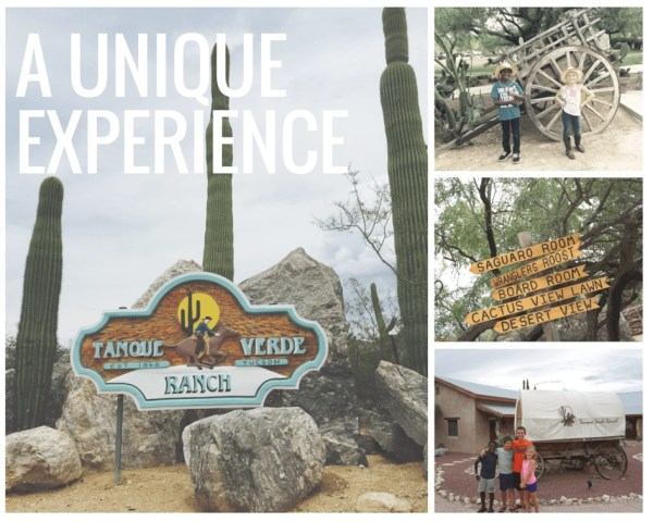Tanque Verde Ranch - A UNIQUE Experience