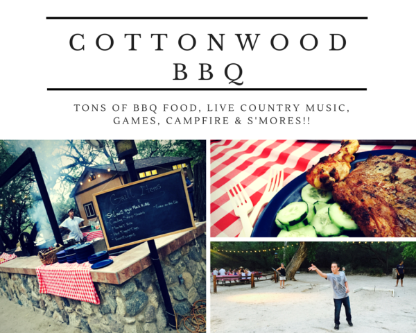 Tanque Verde Ranch - Cottonwood BBQ