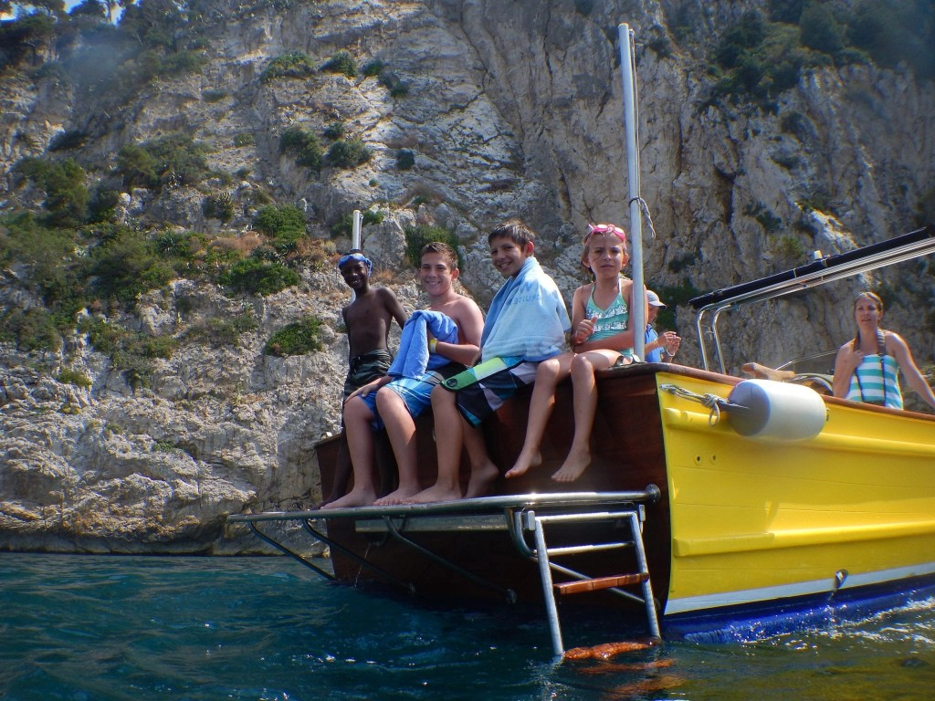 Capri Whales