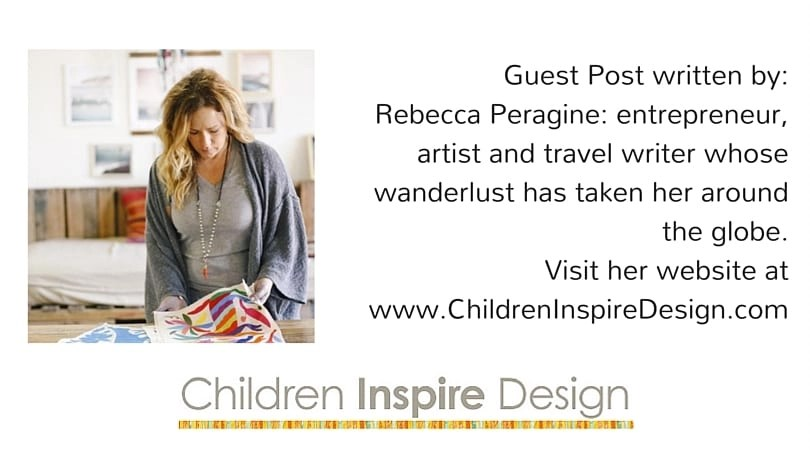 Guest Post written by_Rebecca Peragine_ entrepreneur, artist and travel writer whose wanderlust has taken her around the globe.